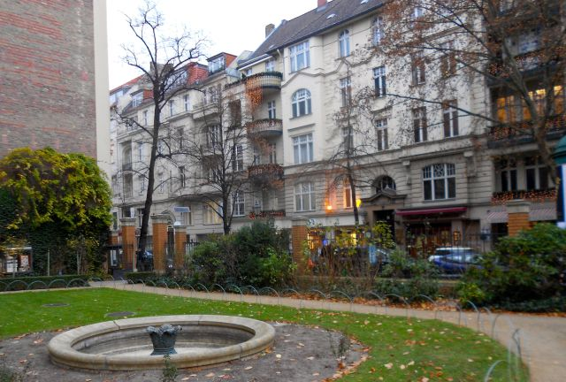 Street scene Berlin