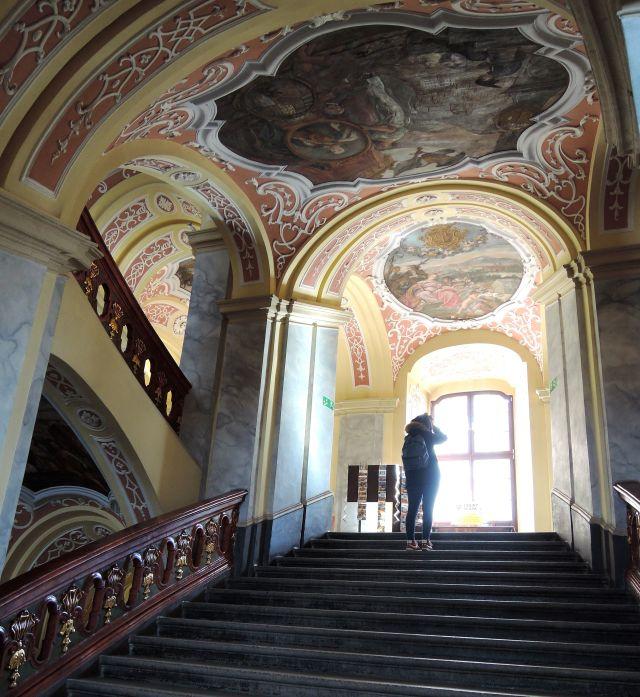 Stairway uni