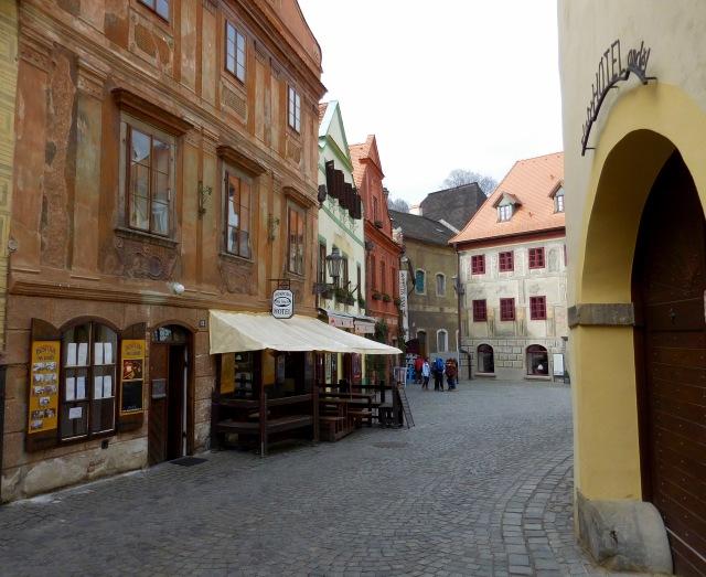 CK courtyard