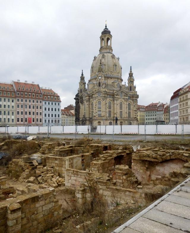 Dresden archeology