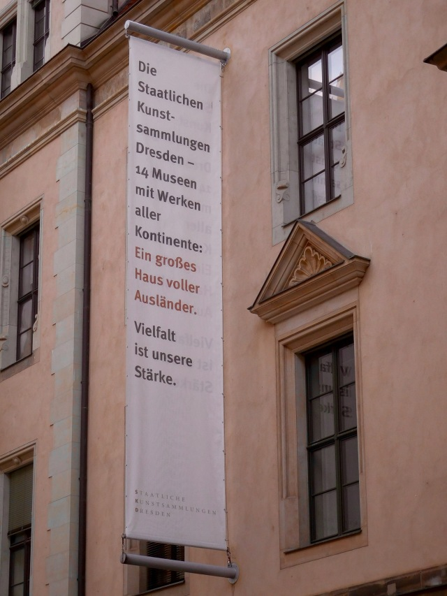Dresden museum pledge