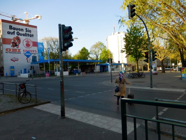 Walk from u-bahn