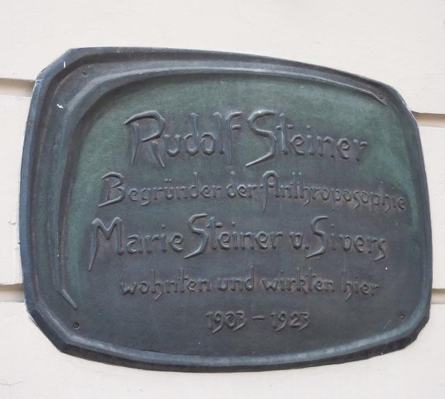 Berlin - Rudolf Steiner