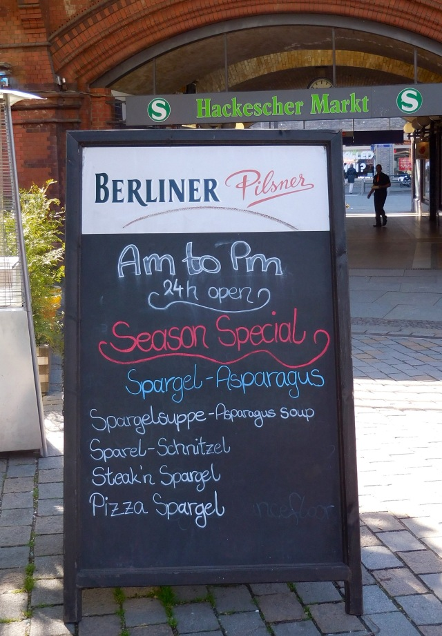 Berlin - spargel