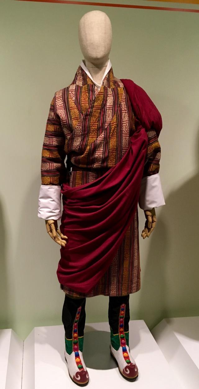 Bhutan man