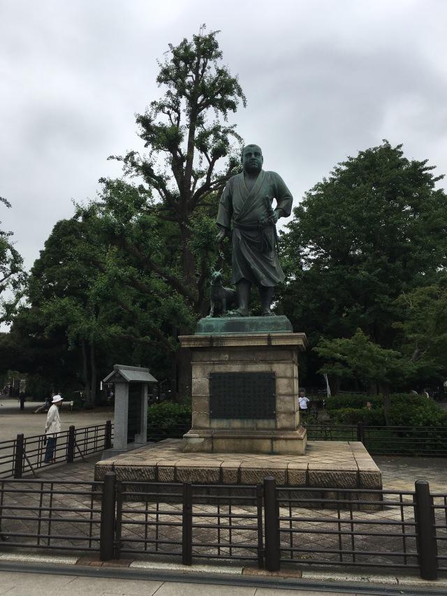 Ueno General Saigo Takamori