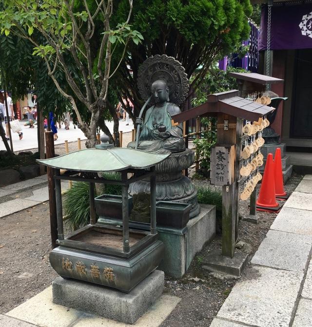 Beg the Buddha